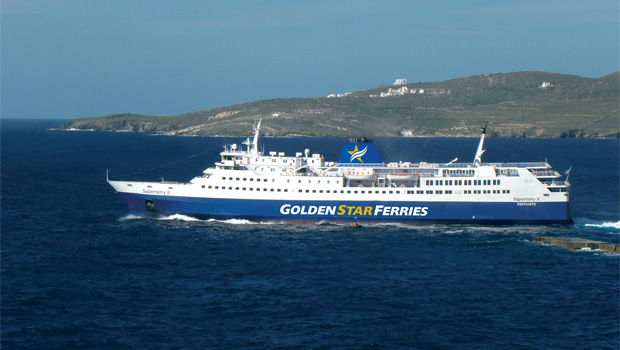golden star superferryii